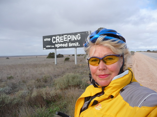 Cycling the Nullabor